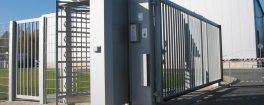 Zabag swing gate