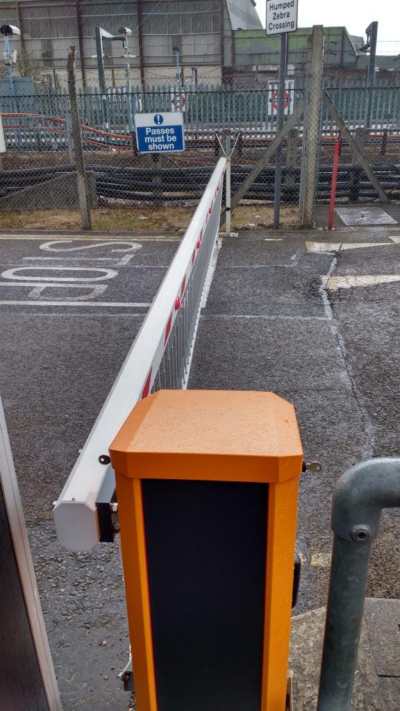 EMS Barrier