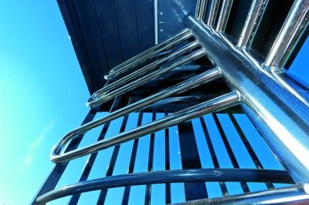 Zabag 120 degree turnstile