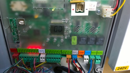EP103/4 Controls