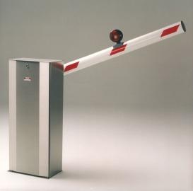 DAAB stainless steel barrier