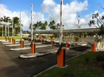 EMS barriers