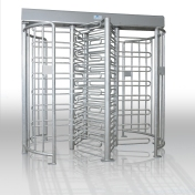 EMS 120 degree turnstiles