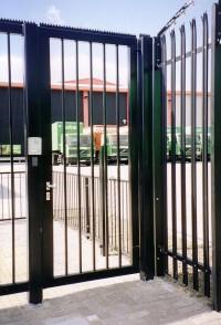 Zabag DFE-H Pedestrian Gate