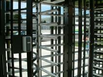 Zabag turnstiles