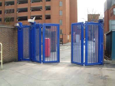 Zabag FFE-V 4.5 x 2.7 Quikfold Gate