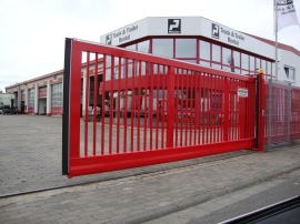 Zabag Sliding gate