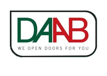New DAAB Logo